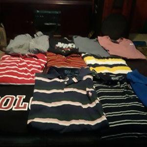 polo men shirts
